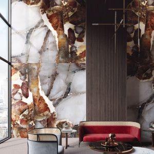 Placă ceramică de lux italian pentru interior Papeete