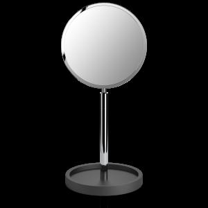 Oglindă cosmetică pentru baie Stone Schwarz